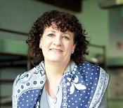 Lyndia Downie, President of Pine Street Inn
