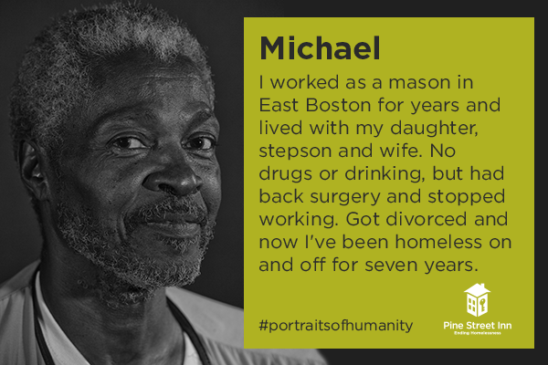 Portrait of Humanity Michael